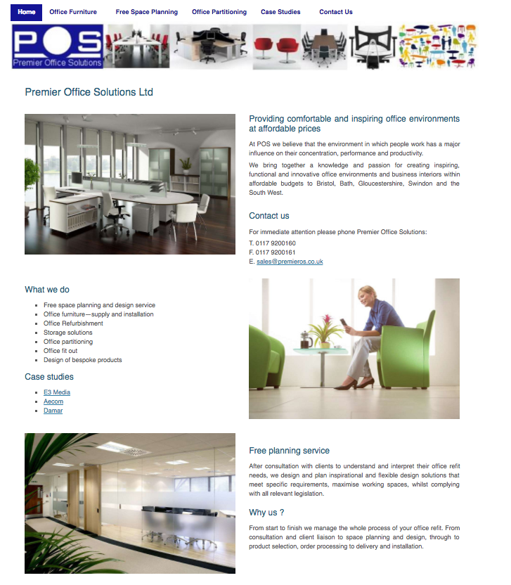 brand development + professional website design Gloucestershire from Mushroom Internet Ltd