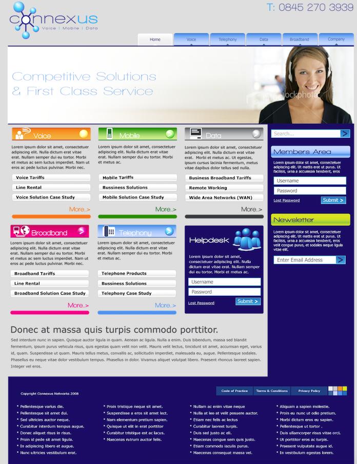 brand development Gloucestershire, website design Gloucestershire from Mushroom Internet Ltd