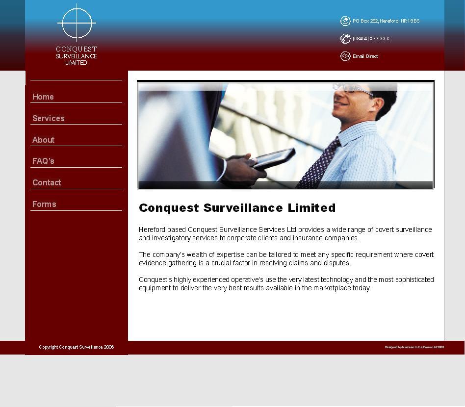 website design Gloucestershire, site development cotswolds