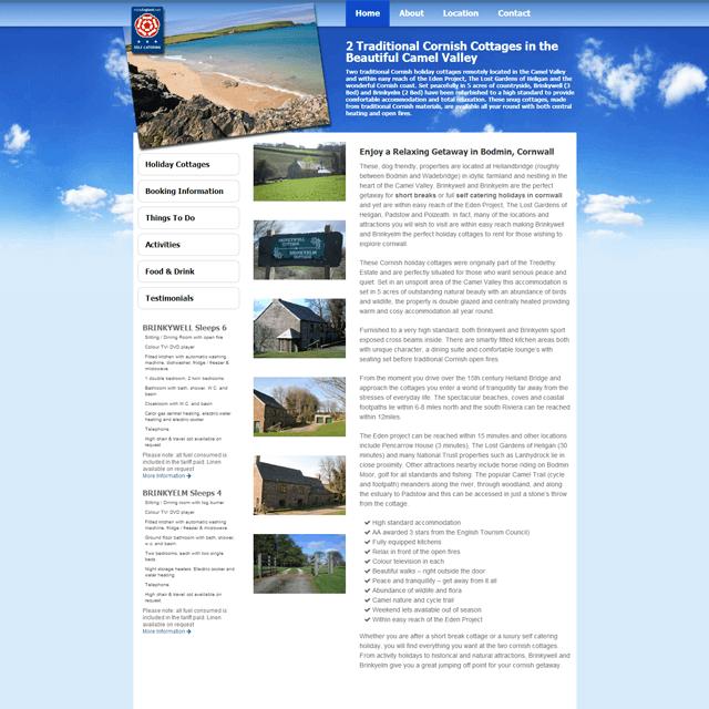 website design UK from Mushroom Internet Ltd, Stroud, Gloucestershire