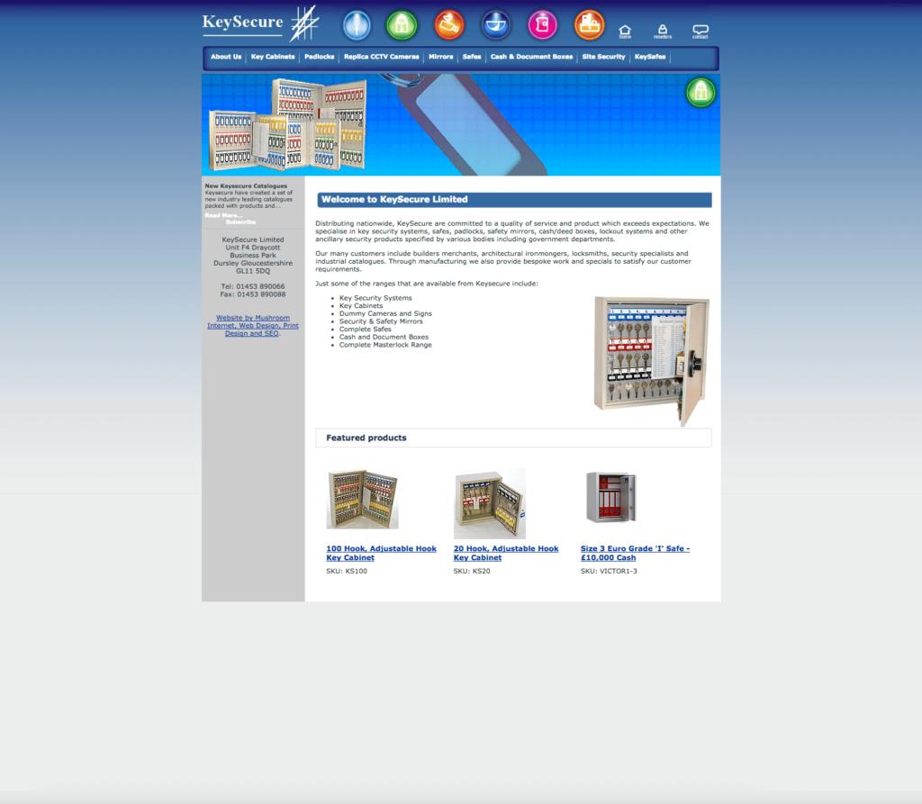 website design gloucestershire from Mushroom Internet