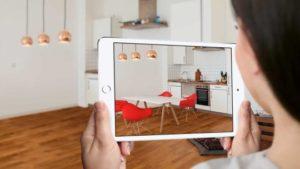Digital marketing with AR